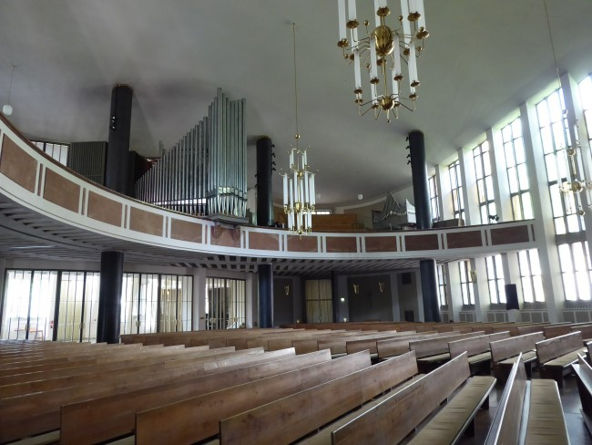 Steinmeyer-Orgel